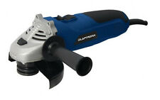 "Laptronix 500W Electric Angle Grinder 115mm 4.5"" Heavy Duty Cutting Grind"