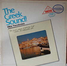 Mikis Theodorakis the Greek sound near mint, cleaned Capitol SP 10507 Greece