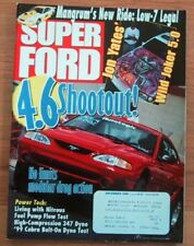 SUPER FORD 1999 DEC - '64 T-BOLT, COBRA-R, NITROUS