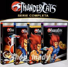 ThunderCats Complete Serie - Los Felinos Cósmicos en ESPAÑOL LATINO Region 1 y 4