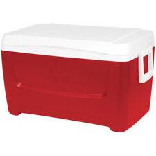 Igloo 48qt Island Breeze Indoor Outdoor Stain Side Handles Cool Odor Resistant
