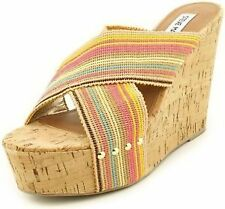 Women's Canvas Platforms and Wedges