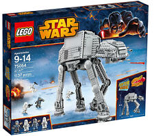 Lego Star Wars AT-AT 75054 Brand New & Sealed w Figures
