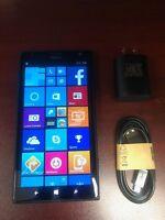 """Unlocked AT&T Nokia Lumia 1520 6"""" Wifi Black 16GB 20Megapixel 4G LTE GRADE B"""