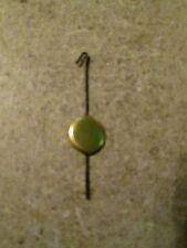 """2-5/8"""" Novelty Clock Pendulum Zappler  (254D)"""