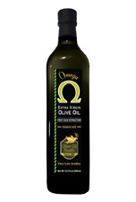 Extra Virgin Olive Oil - Low Acidity 0.3% - First Cold Pressing 100% - 500 ml