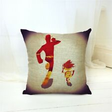 Young Superhero Series Cushion Cover #4 The Flash, 43x43cm, UK Seller, BNWOT
