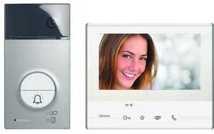 Bticino (363511) Flex ONE Video-Set, 1-Familien-Haus