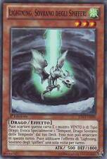 3x Lightning, Sovrano degli Spifferi YU-GI-OH! LTGY-IT098 Ita COMMON 1 Ed.