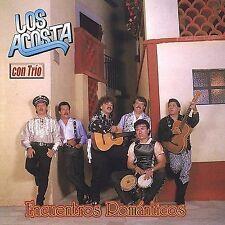 New: Los Acosta Con Trio: Encuentros Romanticos  Audio CD