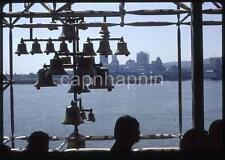 Vintage 1967 Slide Photo MONTREAL Skyline From Netherlands Pavillion Quebec