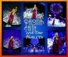 PALOMA FAITH 2018 TOUR CONCERT LIVE PHOTO CD 1500 NOT SIGNED ARCHITECT
