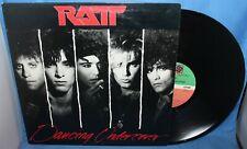 """Ratt Dancing Undercover  Album 12"""" LP Atlantic Records 1986 81683-1"""