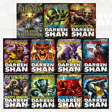 The Darren Shan Demonata Collection 11 Books Set Pack Demon Thief, Lord Loss, AU
