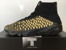 Nike Air Footscape Magista QS Lion Balmain Olivier Rousteing ~ 834905 007 ~ Uk10