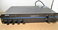 Shure AMS4000 Automatic Microphone System Mixer