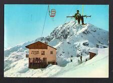 SANTUARIO D'OROPA (ITALIE) TELESIEGE animé en 1969
