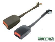 Front Seat Belt Buckles (Pair) - Defender (up to 2000) - BTR4373 / BTR4372