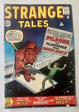 Strange Tales 94 VG 4.0 * 1 Book Lot * Jack Kirby! Steve Ditko! Atlas 1962!