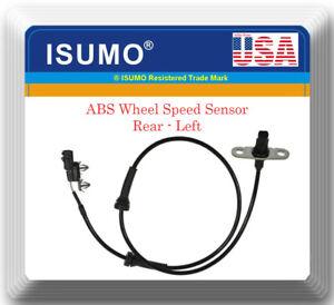 ABS Wheel Speed Sensor Rear left Fits:OEM# 47901-1PA0A Nissan NV 2012-2020