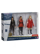Doctor Who Companions Of The Third And Fourth Doctors Limited Edition IN STOCK