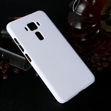 White Luxury Ultra Thin Slim Matte Hard Back Cover Case For Huawei Models
