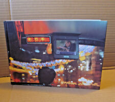 STEPHEN BLACK Bus Stopping 2008 autographed book Singapore photography