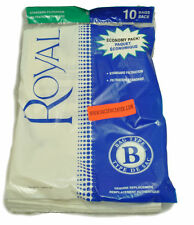 Royal Type B Upright Vacuum Cleaner Bags 2-066247-001