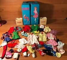 Vintage Original Scooter Tutti & Skipper Doll Clothes Lot & Case Early Sixties