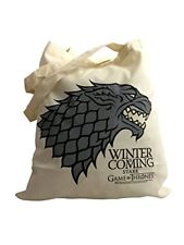 """Game of thrones stark """"winter is coming"""" sac fourre-tout-beau design-shop in style"""