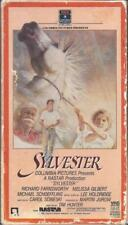 VHS:  SYLVESTER.....RICHARD FARNSWORTH-MELISSA GILBERT