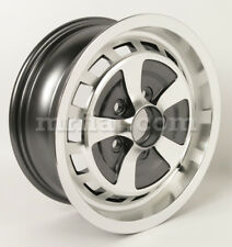 Rover P5 P6 XJS Design Anthracite Polished Wheel 6 x 15 New