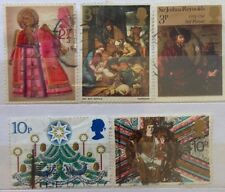 Great Britain Used Stamps - 5 pcs Assorted Stamps