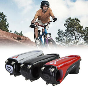 Carbon Bike 10 Degrees Stem Bicycle Handlebar Stems For MTB Road Bike 31.8mm New