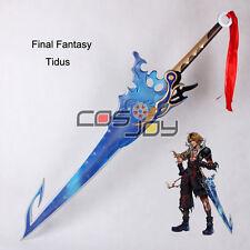 "Cosjoy 55"" Final Fantasy X  Tidus's Brotherhood Sword Cosplay Prop -0695"