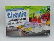 chemielabor chemie experimentierkasten Chemiebaukasten FRANZIS