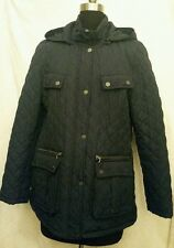 Tommy Hilfiger Collar Quilt Coat jacket womens