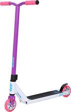 Crisp Blitz White / Purple Complete Scooter 100mm Wheels