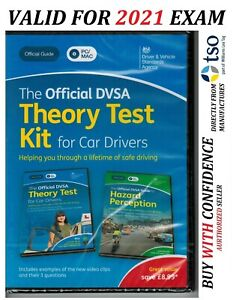 The Official DVSA 2021by Driver and Vehicle Standards*Complete Theory Test - KiT