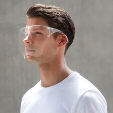 Новый предохранительный щит на все лицо многоразовый faceshield четкие моющиеся лица Anti-Splash