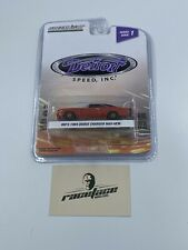 GREENLIGHT 1:64 Detroit Speed, Inc., 1969 Dodge Charger by RACEFACE-MODELCARS