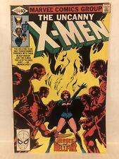 Uncanny X-Men 5 Comic Lot 134 135 136 137 138 Marvel Dark Phoenix