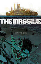 Massive Paperback Subcontinental by Brian Wood Volume 2 < 9781616553166