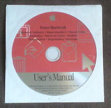 User's Manual on CD for Power Macintosh 7300, 8600, 9600 Series . 1997