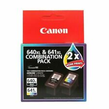 Canon PG-640XL/CL-641XL Ink Cartridge - Combination Pack