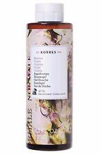 New Anthropologie Korres Violet  Shower Gel 8.45 oz 250 ml