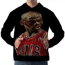 Michael Jordan Herren Kapuzenpullover Hoodie Hoody Sweater wa15 aam20006