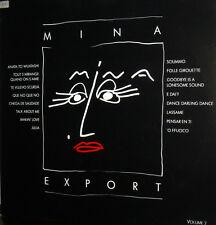 "12"" LP MINA EXPORT VOL. 2 CAROSELLO 1986 AA.VV."