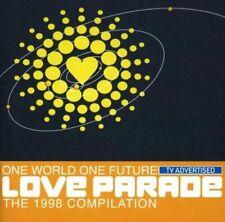 Love Parade-One World, one Future (1998) Dr. Motte & Westbam, Camisra, .. [2 CD]