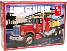 AMT 1976 GMC General Semi Truck - Super Detailed Coca-cola 1/25 Model 1179